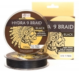 ABORIGEN HYDRA 9 BRAID BLACK 150m