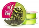 BIZON PE FLUORO GREEN 100 m