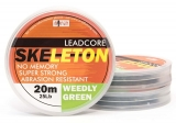 SKELETON LEADCORE WEEDY GREEN 20 m