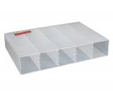 Коробка для спиннер-бейтов 5 секций