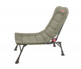 Кресло карповое magnum с регулируемым наклоном спинки