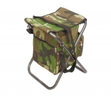 Складной стульчик с сумкой для рыбалки, размеры 39х30х39см