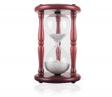 Часы песочные 15 минут, высота 17см