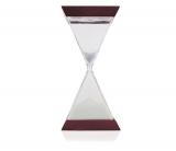 Часы песочные 15 минут, высота 24см