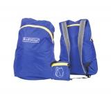 Рюкзак голубой объемом 20 литров