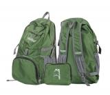 Рюкзак зеленый объемом 22 литров